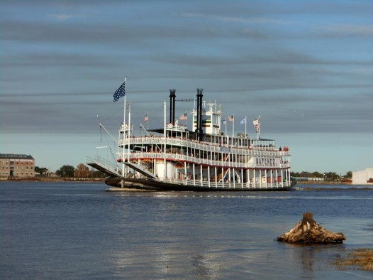 The Steamboat Natchez hosts their Family Fun Day cruise Saturday afternoon.