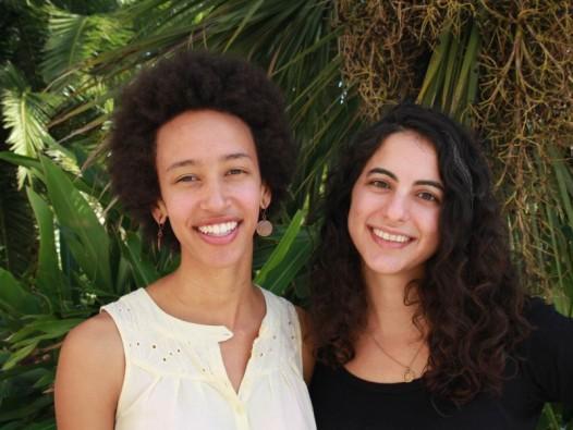 Latona Giwa and Dana Kere, founders of Birthmakr Doula Collective