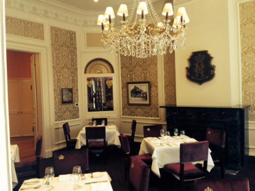 The Kings Room at Brennan's