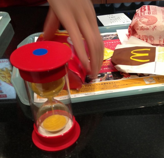 Holiday Shocker: Time is running out for fries in some McDonald's.