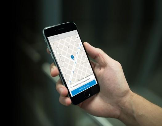 Livery Car app