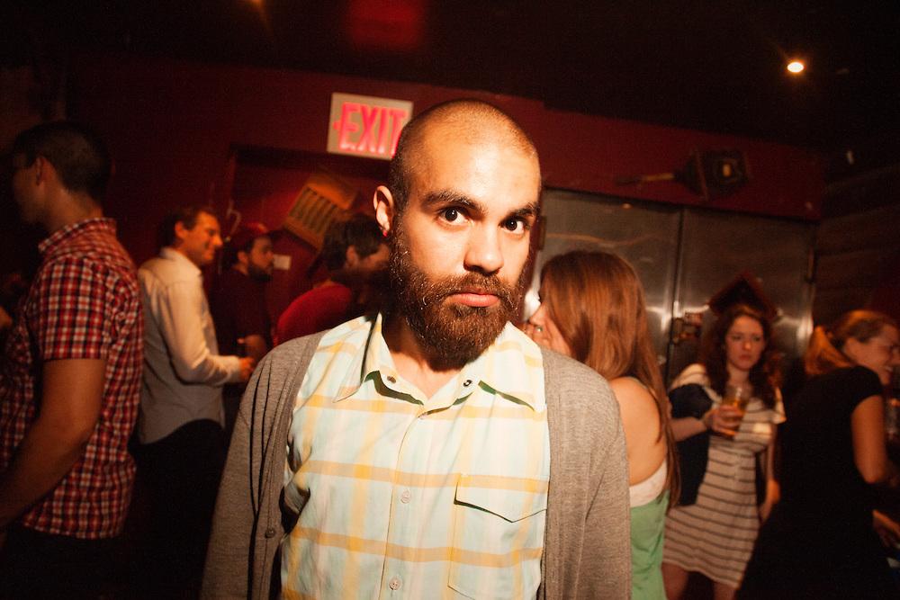Comedian Rojo Perez
