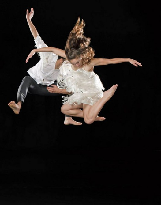 New Zealand's leading dance company Black Grace performs at the Mahalia Jackson Theater this Saturday.