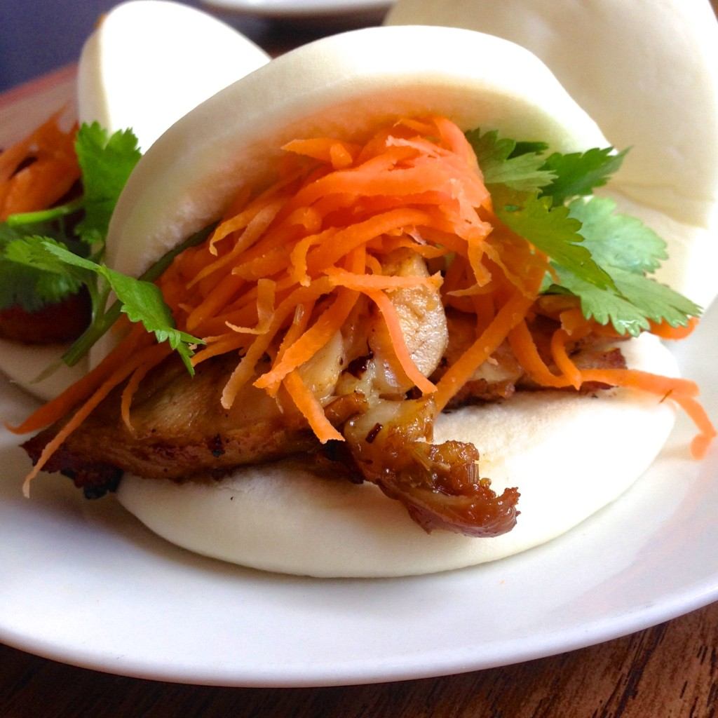 """The buns at Pho Cam Ly say, """"Eat me!"""""""