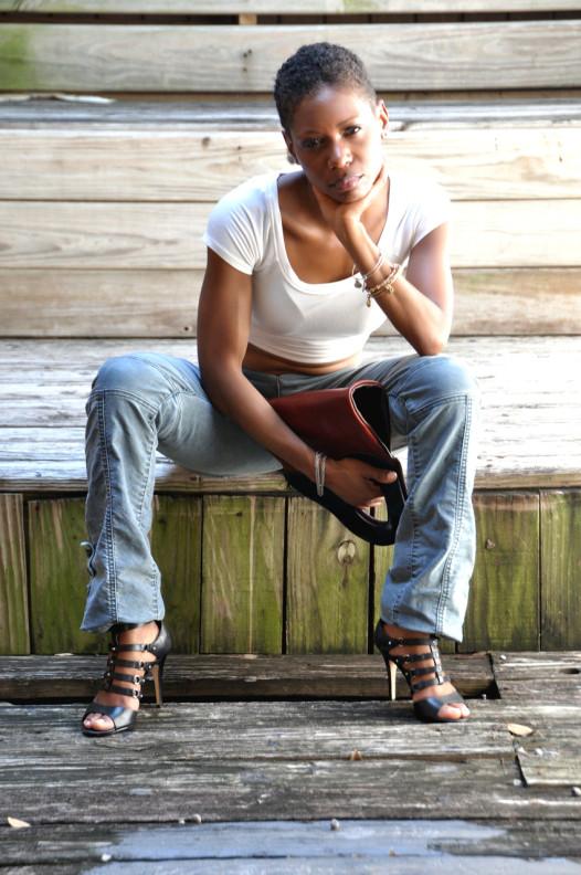 Charlotte Henry creator of New Orleans-based handbag and accessory brand Charlotte Aquarius.