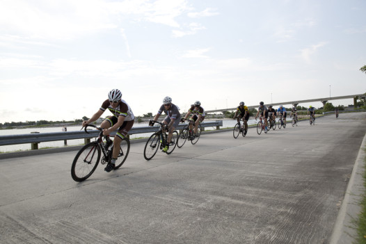 Catch New Orleans' premiere cycling race on Sunday, April 26 (photo: Michael Boedigheimer)