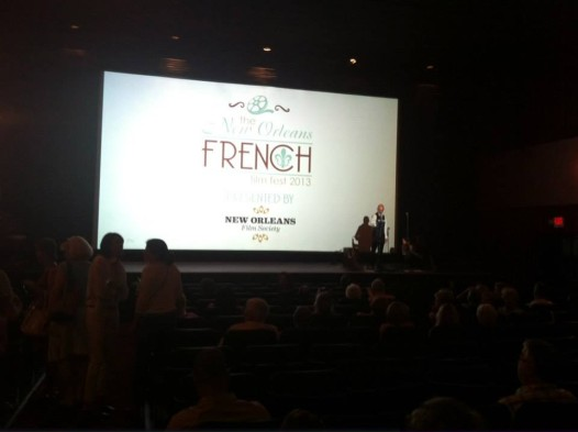The New Orleans Film Society's 18th annual French Film Fest returns this Friday.