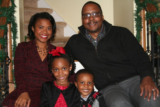 Adam Roussell Family photo
