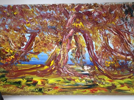Live Oak, by Eddie Mormon (Photo: Renee Peck)