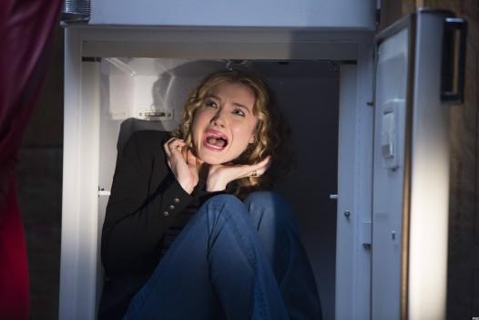 Skyler Samuels in the Fox series 'Scream Queens'