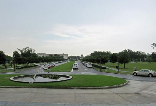 City Park Entrance