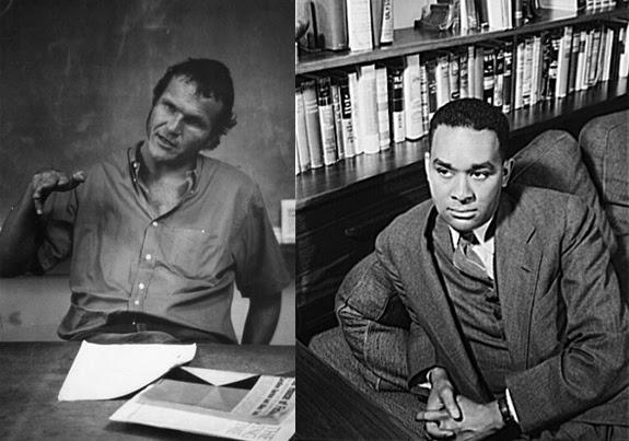 Harry Crews and Richard Wright