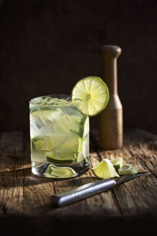Caipirinha, the Brazilian national drink, plays well in NOLA (Photo: Fogo de Chao)