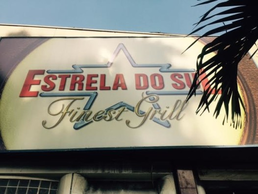Estrel Do Sul in Rio (Photo: Renee Peck)