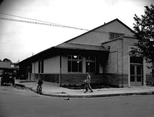 LeBreton_Market_exterior_WPA_bicycles