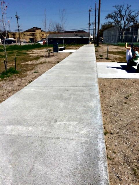 sidewalk GW