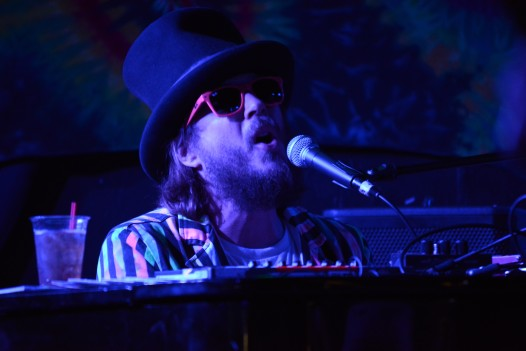 Marco Benevento at Blue Nile (Photo by: Shane Colman)