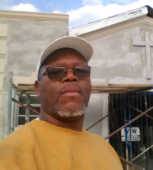 The Rev. Darrell Turner has a vision for his ministry in the Lower Ninth Ward.