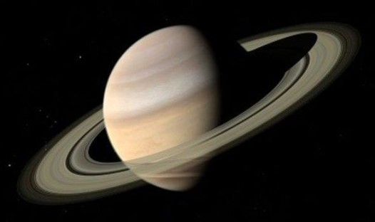 Saturn and its rings (Photo: via Tulane University Observatory Facebook page)