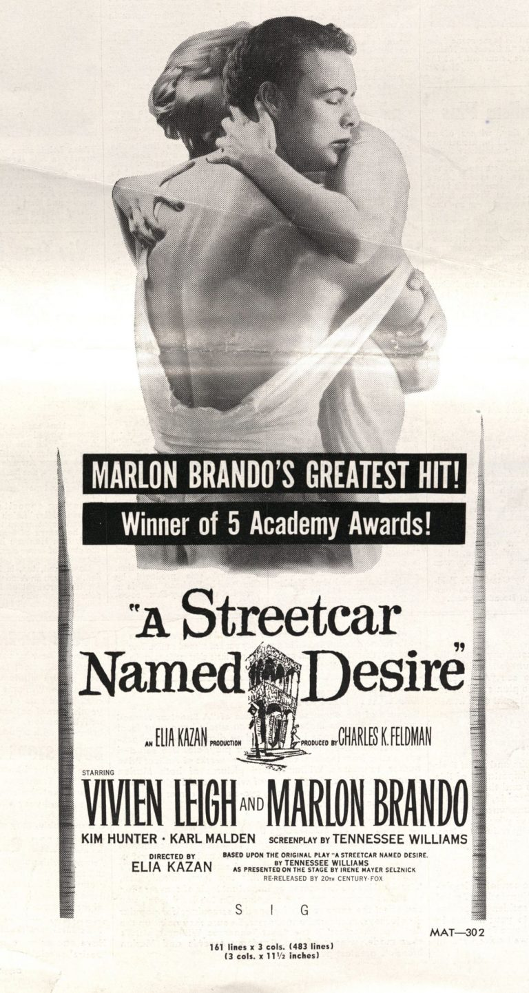 an overview of the importance of stage directions in a streetcar named desire a play by tennessee wi Get everything you need to know about varsouviana polka in a streetcar named desire a streetcar named desire by tennessee the stage directions say that.