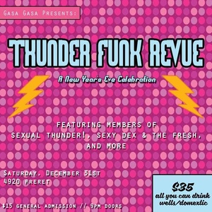Thunder Funk Revue