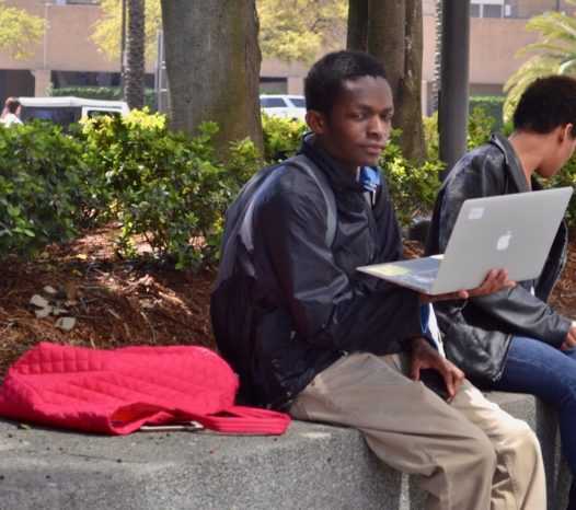 """Everyday Is A Tech Day -Darnell Narcisse """"Photo by Kelly Crawford"""""""