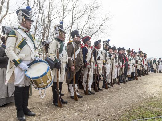 Libert 233 On A Chalmette Battlefield Via Nola Vie