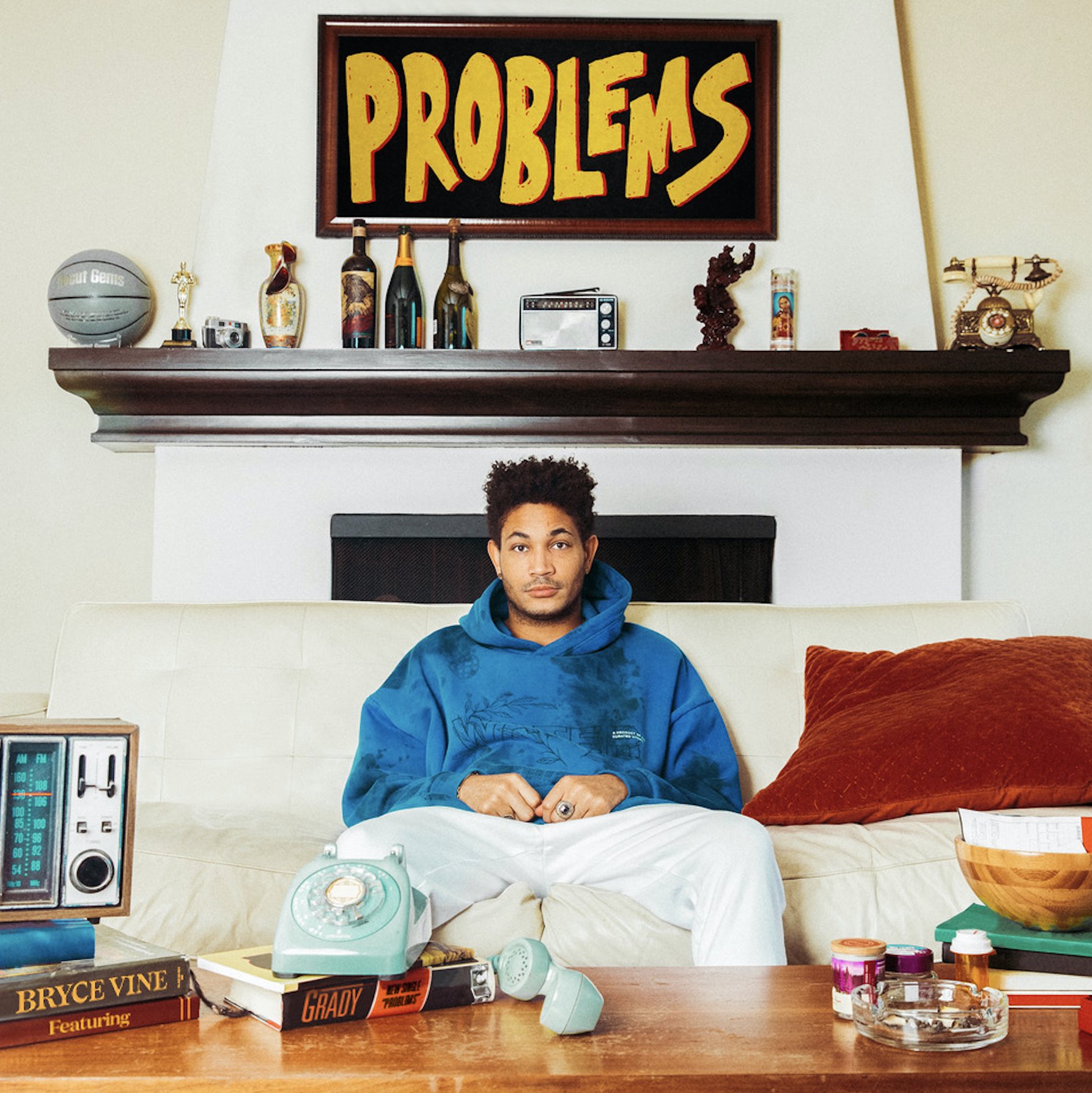 """""""Problems"""" Cover"""